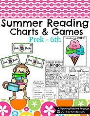Summer Reading Activities - Planning Playtime