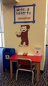 Write a Letter to Curious George! - ALSC Blog