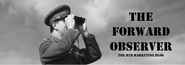 Artillery B2B Marketing Blog > The Forward Observer