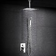 Top 10 Best Ceiling Mounted Rainfall Shower Head Reviews on Flipboard
