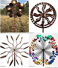 Top 10 Best Metal Kinetic Wind Spinners For Sale Reviews on Flipboard