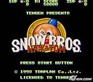 Snow Bros | Online Games