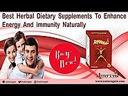 Best Herbal Dietary Supplements to Enhance Energy and Immunity Naturally