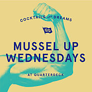 Mussel up at the Quarterdeck - The Ville