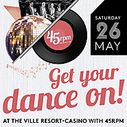 Get Your Dance On - The Ville Resort
