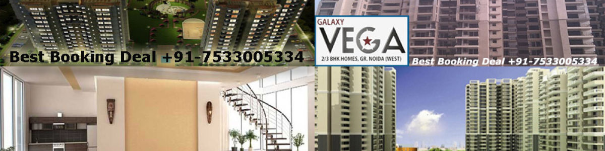 Headline for Galaxy Vega - Galaxy Group Residential Project in Noida Extension