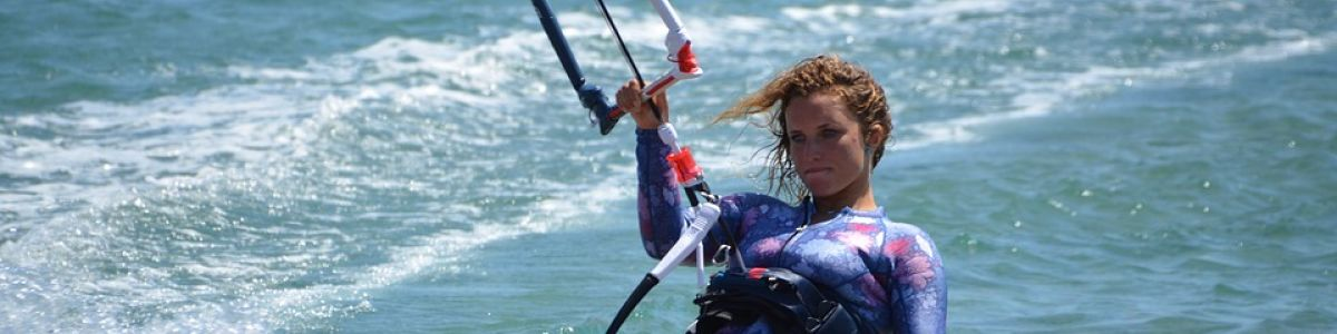 Headline for Facts about Kitesurfing - A Guide for the Beginner