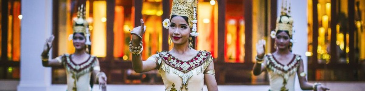 Headline for Reasons to have your Wedding in Siem Reap - Top three Treats of a Siem Reap Wedding