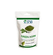 Buy Green Horned Kratom Online - 100% Natural Green Horned Kratom at Super Natural Botanicals