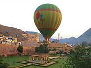 Hot Air Balloon Safari- An Exclusory Adventure