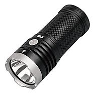 Acebeam Rechargeable Flashlights- Best collection @ Andrew-Amanda
