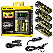 Nitecore Product Store – Flashlight and Accessories – Safety & Security