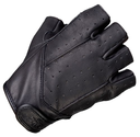 Decade Motorsport Street Classic Gloves (Black, Medium/Large)
