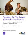 Education and Vocational Training in Prisons Reduces Recidivism, Improves Job Outlook