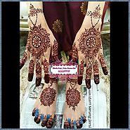 2018 Latest Mehndi Designs For Hands - Sensod - Create. Connect. Brand.