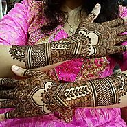 Collection Of Simple And Elegant Mehndi Designs - Sensod - Create. Connect. Brand.