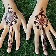 Amazing And Breathtaking Mehndi Designs On Sensod - Sensod - Create. Connect. Brand.