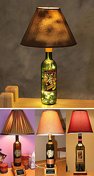 33 Cool Ideas How To Recycle Wine Bottles - Sensod - Create. Connect. Brand.