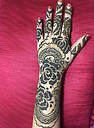 Best And Contemporary Designs Of Mehndi In A Present Time - Sensod - Create. Connect. Brand.