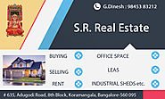 Website at https://hubpages.com/business/Rent-Property-near-Koramangala