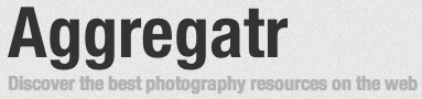 Headline for Photography news, editorials, and blog/magazine-style sites