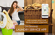 Dry cleaning app development