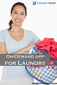 On-Demand Uber for laundry