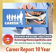 Career Report 10 Year