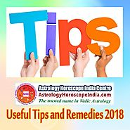 Useful Tips and Remedies 2018