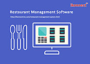 Untitled — Restaurant management Software