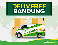 Logistik Deliveree di Bandung