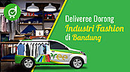 Deliveree Dorong Industri Fashion di Bandung
