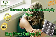 Vanish The Inner Disturbing Anxiety Easily With Pex2 Xanax
