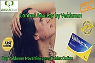 Control Anxiety and Accomplish Worthy Mental Health Using Valdoxan