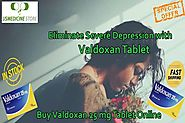 End The Qualms Depression With Valdoxan Anti-Depression Regimen