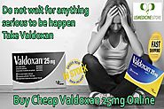 Do Not Wait For Anything Serious To Be Happen Take Valdoxan