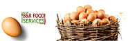 Egg wholesaler LA California USA - B&R food Services