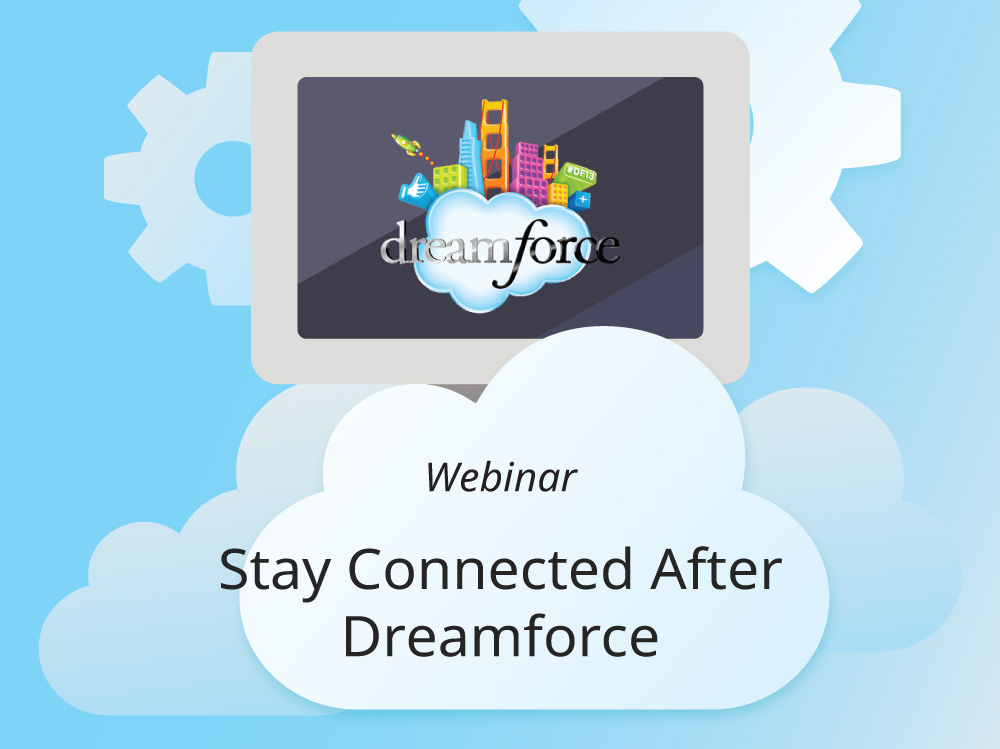 Headline for 5 Ways to Stay Connected After #DF13
