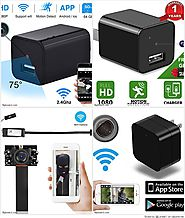 Top 20 Best Wireless Mini Spy Cameras Reviews on Flipboard