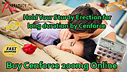 Blog - To Sense The Best Intimate Pleasure Go For Cenforce Medicine