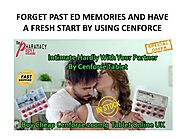 Forget past ed memories and have a fresh start by using cenforce