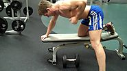 Dumbbell Bent-Over Row (Single-Arm)