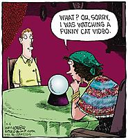 Speed Bump Comic Strip, September 05, 2014 on GoComics.com | Social media cartoons | Pinterest | Speed bump comic, Sp...