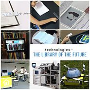 Library of the future: 8 technologies we would love to see