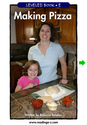 Making Pizza - LAZ Reader [Level E-first grade]