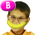 Bananas Sometimes - LAZ Reader [Level B-kindergarten]