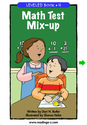 Math Test Mix-Up - LAZ Reader [Level H-first grade]