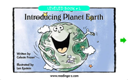 Introducing Planet Earth - LAZ Reader [Level L-second grade]