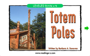 Totem Poles - LAZ Reader [Level N-second grade]