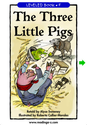The Three Little Pigs - LAZ Reader [Level F-first grade]